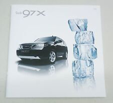 SAAB 2009 9-7X DEALER BROCHURE OEM # 32015101
