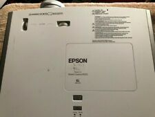 EPSON HOME CINEMA POWER LITE 8350 PROJECTOR