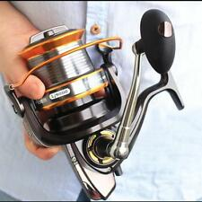 New 9000 Metal Line Cup Big Long Shot Round Fishing Reel Sea Anchor Rod Reels