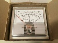 CB Radio/Linear Watt/SWR/MOD power meters (NOS/Made in Japan)