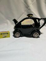 swineside teapottery  Mercedes smart car teapot bnib