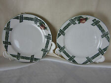 Citation Salad Plates Set of Two The Cades Cove Collection 7 in 19.25 cm  EPOC