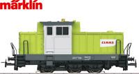 """Märklin H0 29652-1 Diesellok Henschel DHG 700 CLAAS Design """"mfx/Blinklicht"""" NEU"""