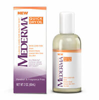 Mederma Clinical Care Quick Dry Oil Combined With Cepalin 2 Ounces Each