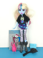 Monster High Doll Abbey Bominable Picture Day / Poupée