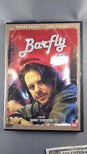 DVD Barfly Mickey Rourke Faye Dunaway