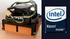 Intel Heatsink Fan For Xeon 5150 5160 Socket J LGA771 CPU-Processor - New