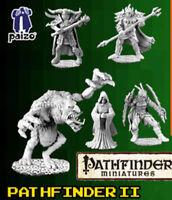 Reaper Miniatures - Bones 3 Kickstarter - Pathfinder II (5 Miniatures)
