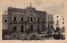 MOLA DI BARI – PALAZZO COMUNALE – CARTOLINA PUGLIA
