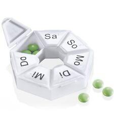 Tablettenbox 7 Tage Tablettendose Pillendose Pillenbox Medikamentenbox Sänger