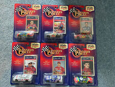 Lot Of 6 Cars 1997 Jeff Gordon Winner's Circle Lifetime Series 1/64 Scale #24 #1