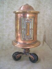 Antique COPPER Counter Balance Pulley Weight For Rise and Fall Ceiling Light
