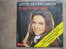 EUROVISION 1979 45 TOURS FRANCE ANNE-MARIE DAVID
