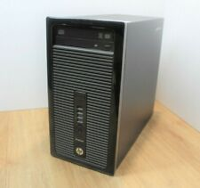 HP ProDesk 405 G1 Windows 10 Tower Computer AMD A4 5000 1.5GHz 4GB 500GB HDD