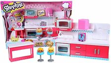 Shopkins Chef Club Hot Spot Kitchen Playset Kids Toys Collectibles Hobbies Sales