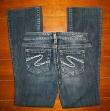 SILVER Brand AIKO bootcut Stretch Jeans   27 x 30