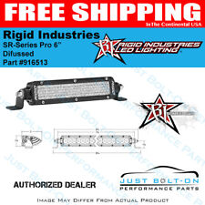 "Rigid Industries SR-Series Pro 6"" Diffused 906513"