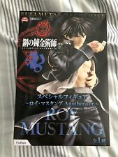 Roy Mustang Special Figure Another Ver Fullmetal Alchemist Furyu Anime Statue