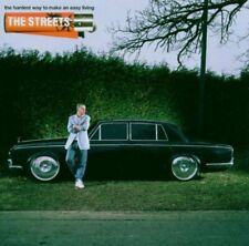 Streets-The Hardest Way to Make An Easy Living: Parental Advisory CD Explicit Ly