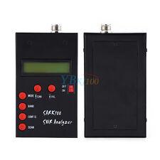 Analyseur onde courte Antenne Analyzer SWR for SARK100 Ham Radio Hobbist 1-60MHz