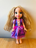 Disney Tangled Rapunzel Toddler Doll With Dress - Disney Animators