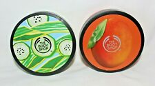 The Body Shop Cool Cucumber & Mango Softening Body Butter Bundle
