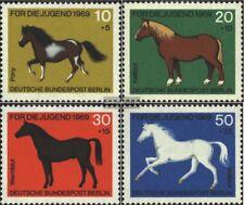 Berlin (West) 326-329 (kompl.Ausgabe) gestempelt 1969 Jugendmarken