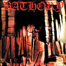 Bathory-Under the Sign of the Black Mark LP vinyl repress reissue on 180 grams