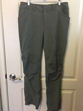 REI Co-op Green Hiking Pants Womens Size 12 EUC