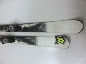 Ski Twin Tip Völkl Ledge mit Marker Bindung, 158cm (GG008)