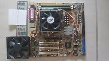 CARTE MÈRE ASUS K8S-LA (Saumon) +semprom 3000+ 1.8 GHz + 2 Gb ram