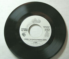 Promo 45 Rpm Single- I-Ten: Lonely In Each Other'S Arms