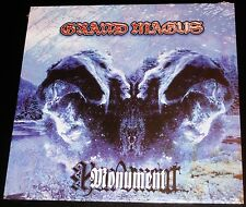 Grand Magus: Monument LP Vinyl Record 2014 Rise Above UK Records RISELP44 NEW