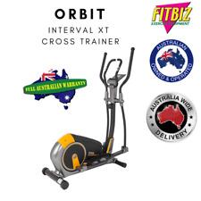 Orbit Elliptical Interval XT - Weight Loss Burn Fat Compact Cardio Gym Fitness