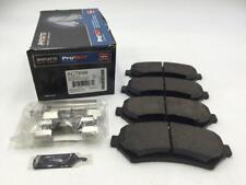 Akebono ACT699 Proact Ultra Premium Ceramic Disc Brake Pad kit