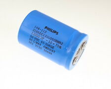 Philips 13000uF 50V Large Can Electrolytic Capacitor 3186EC133U050BMA2