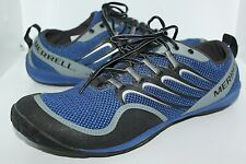 MENS MERRELL BAREFOOT TRAIL GLOVE OLYMPIA HIKING RUNNING SHOES SNEAKERS 12
