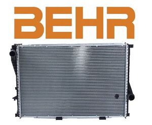 OEM Behr  BMW Radiator For models with Automatic Transmission