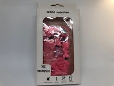 FOR IPHONE 5 CASE LUXURY BLING CRYSTAL DIAMOND 3D COVER - pink