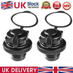 2pcs Air Valve Nozzle Caps for Inflatable Boat Kayak Raft Mattress Airbed