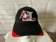 Hickory Crawdads Adjustable Hat Cap