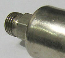 """RDGTOOLS 4X 3/4"""" SPRING OIL CUPS STRAIGHT FITTING 1/4"""" BSP FITTING MILLING LATHE"""