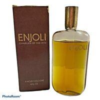 Enjoli Charles Of The Ritz Revlon 4 oz 8hr Cologne Splash Perfume Women 120ml