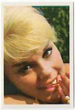1960s German Film Star Card #106 German Actress Elke Sommer