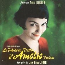 """YANN TIERSEN""""LE FABULEUX DESTIN D'AMELIE POULAIN""""CD NEW+"""
