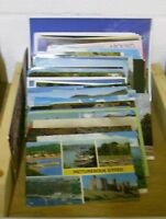 lots of 100 ALL UNUSED Postcards Continent / Country Discounts up to 80% avail