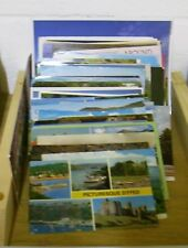 lots of 100 ALL UNUSED Postcards Continent / Country REDUCED TO CLEAR