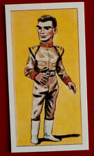 STINGRAY - Card #07 - SUB-LT. FISHER - CADET SWEETS (1964) - Gerry Anderson