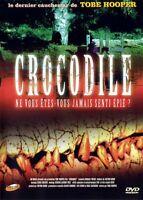 DVD Crocodile Ne vous êtes-vous jamais senti épié ? Occasoin