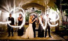 Bengalas Grandes 29 cm y Extra grandes de 50 cm para bodas fiestas eventos
